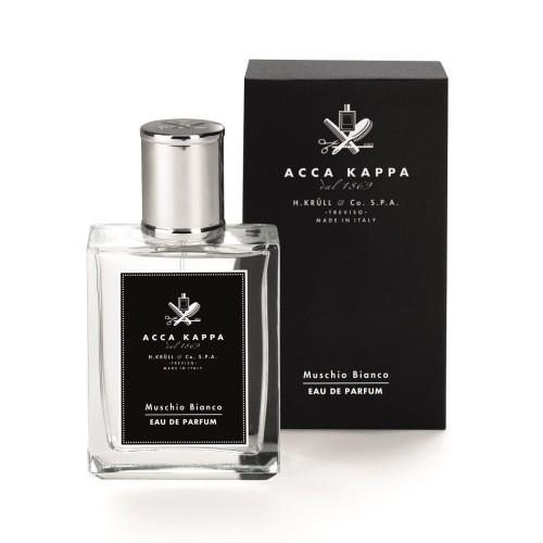 Acca Kappa Muschio Bianco White Moss Unisex parfumuotas vanduo Jam ir Jai 100ml