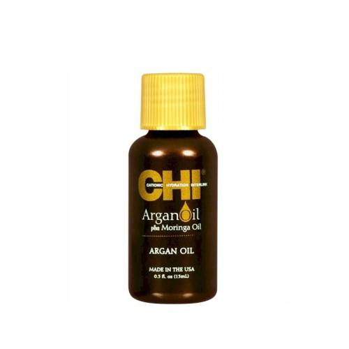 CHI Argan plus Moringa oil plaukų aliejus, 15ml