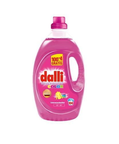 dalli Color XL koncentruotas skalbiklis su dviguba spalvų apsauga 3,65l