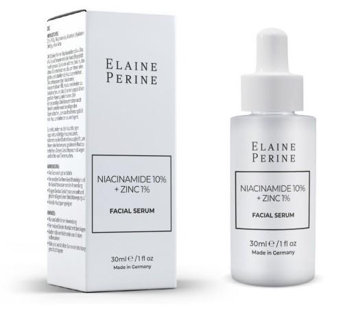 Elaine Perine NIACINAMIDAS 10 % + CINKAS 1 % veido serumas 30ml