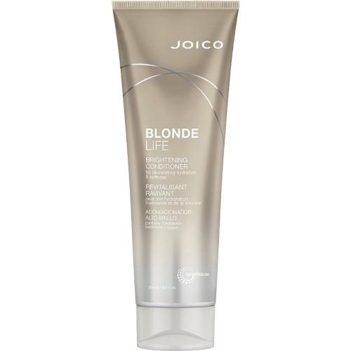 Joico Blonde Life Brightening kondicionierius šviesiems plaukams suteikiantis ypatingą spindesį 250ml.