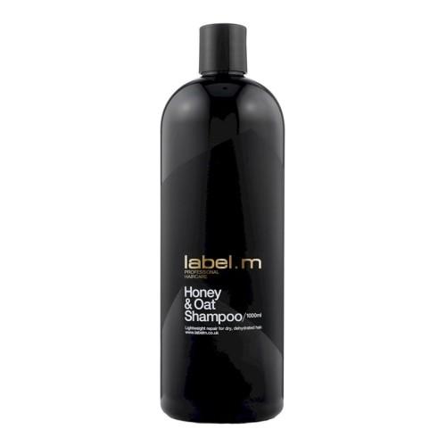 Label.m Honey & Oat plaukų šampūnas 1000ml