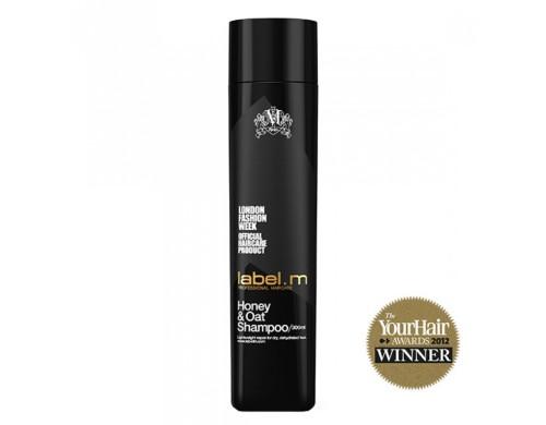 Label.m Honey & Oat plaukų šampūnas 300ml