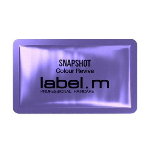 Label.m Snapshot Colour Revive procedūra sauganti plaukų spalvą 9ml