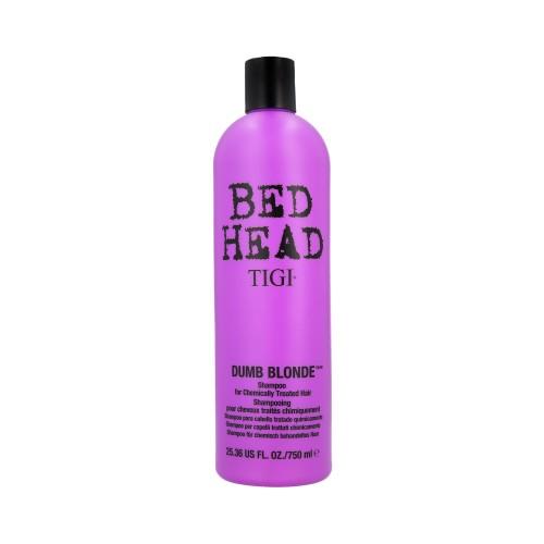 TIGI Bed Head Dumb Blonde šampūnas šviesiems plaukams 750 ml